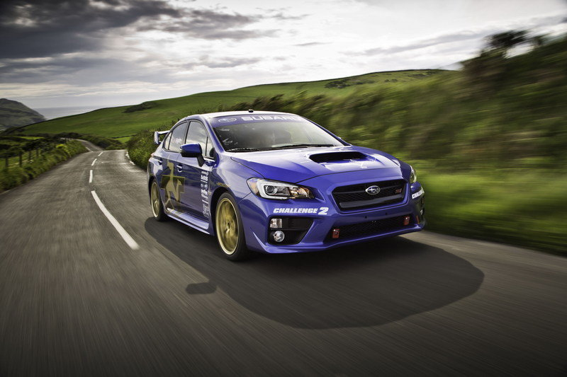 Subaru Smashes Isle of Man TT Lap Record High Resolution Exterior Wallpaper quality - image 554752