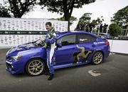 Subaru Smashes Isle of Man TT Lap Record - image 554756