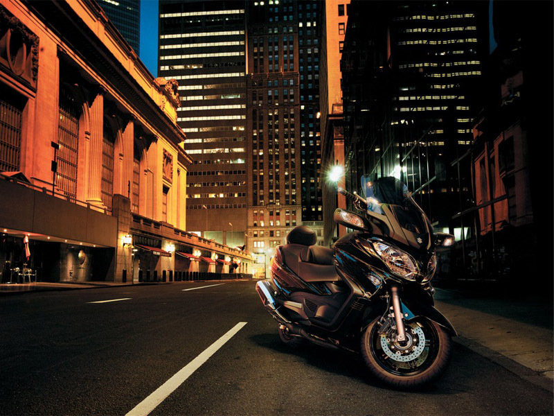 2014 Suzuki Burgman 650 Executive ABS