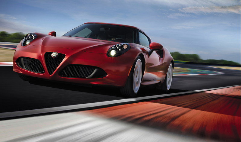 US and Canada Will Get 86 Alfa Romeo Dealers