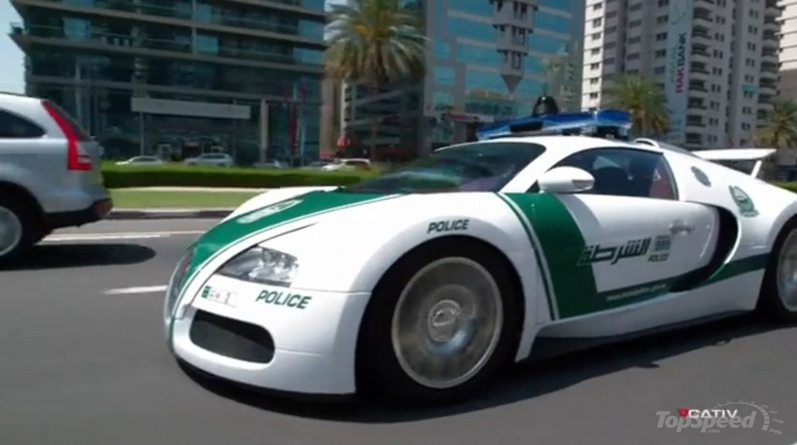 Video Meet The World S Fastest Police Cars News Gallery
