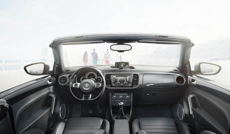 volkswagen beetle premium package top speed