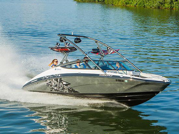 2014 yamaha 212x boat review top speed for Yamaha 212x review
