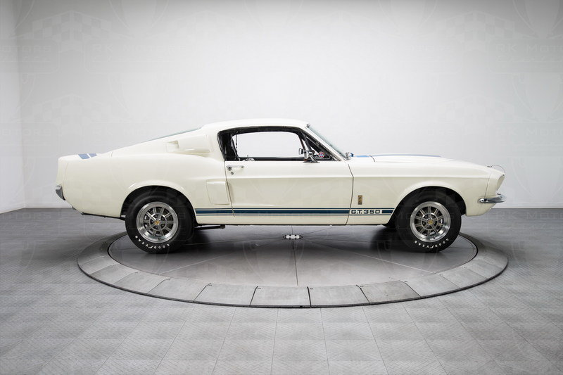 1967 Ford Shelby Mustang GT350 High Resolution Exterior - image 561714