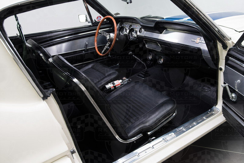 1967 Ford Shelby Mustang GT350 Interior - image 561716