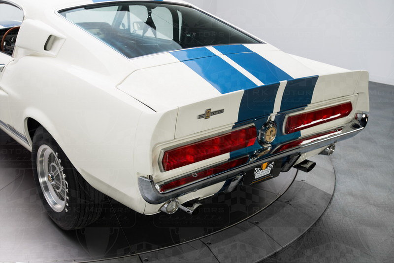 1967 Ford Shelby Mustang GT350 Exterior - image 561719