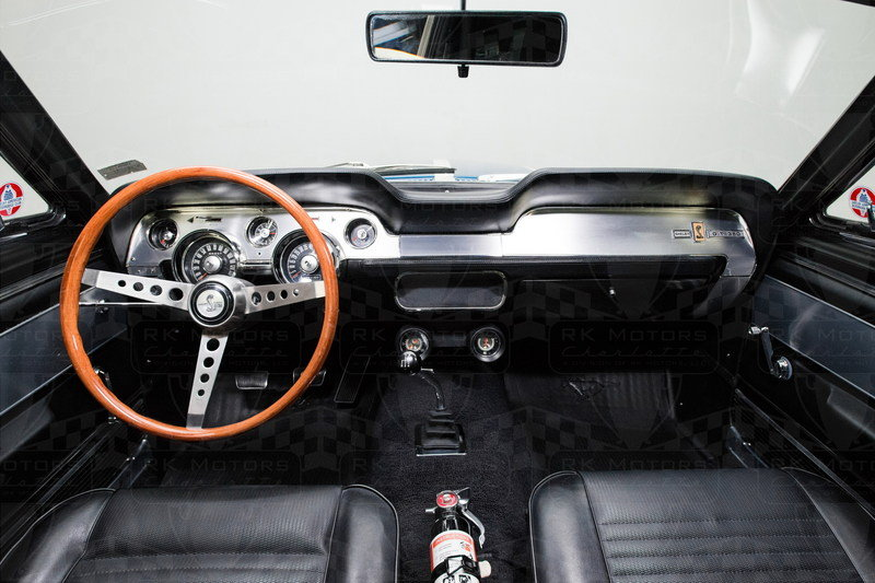 1967 Ford Shelby Mustang GT350 High Resolution Interior - image 561699
