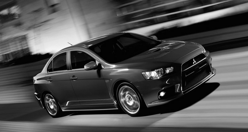 Report: A Hybrid SUV will Replace the Mitsubishi Evo X in Spirit
