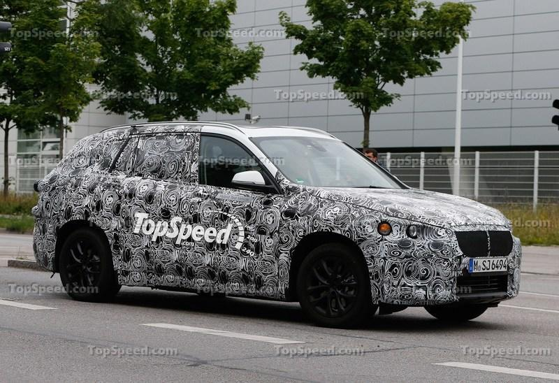 Spy Shots: BMW FAST Shows Up Once Again