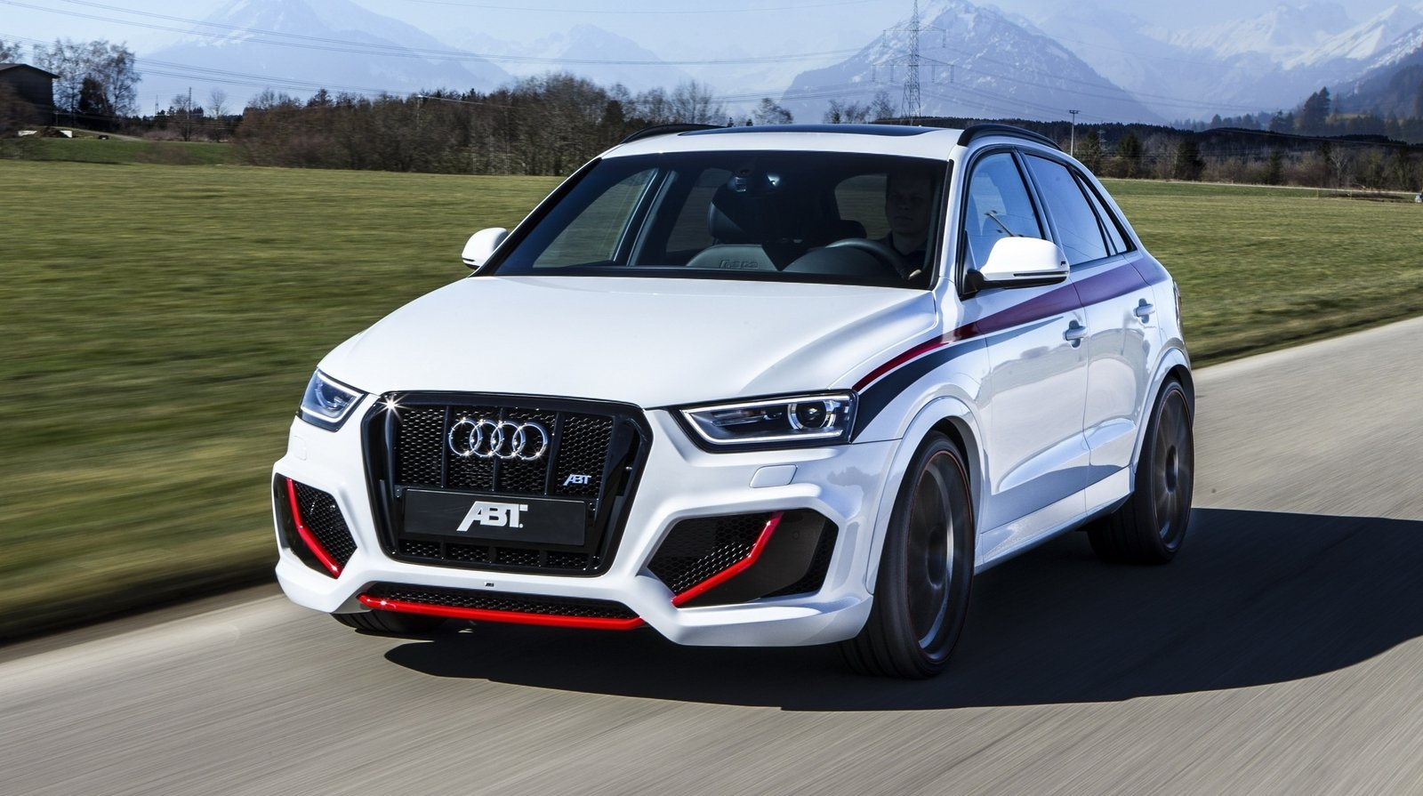 2014 Audi RS Q3 By ABT Sportsline  Top Speed