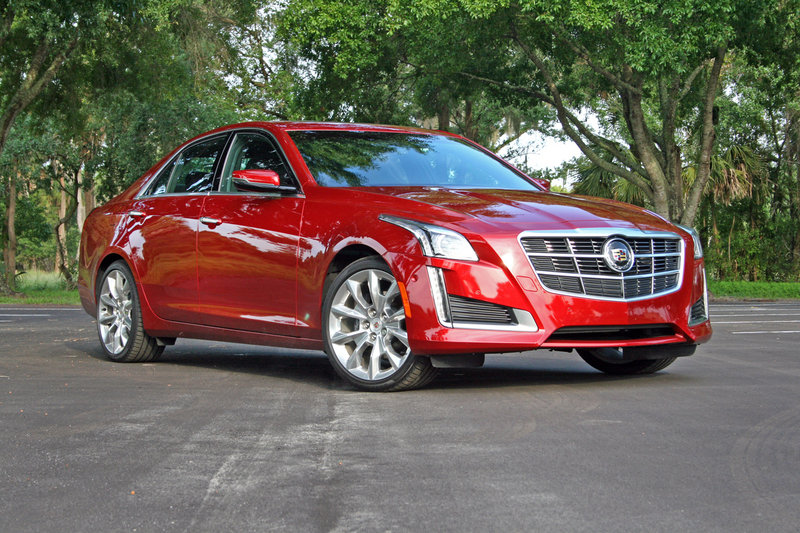 2014 Cadillac CTS - Driven High Resolution Exterior - image 561565