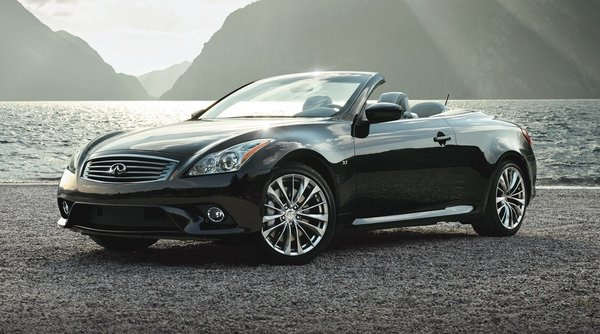 2014 infiniti q60 convertible review top speed. Black Bedroom Furniture Sets. Home Design Ideas