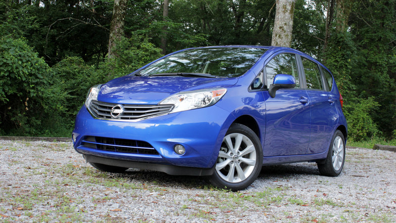 2014 Nissan Versa Note Review - Driven