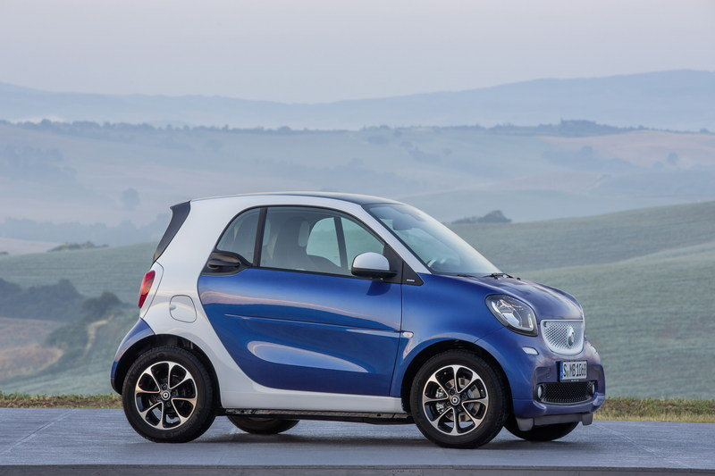 2015 Smart Fortwo High Resolution Exterior - image 560210