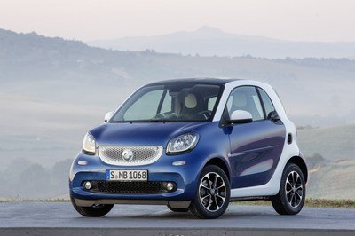 2015 Smart Fortwo - image 560212