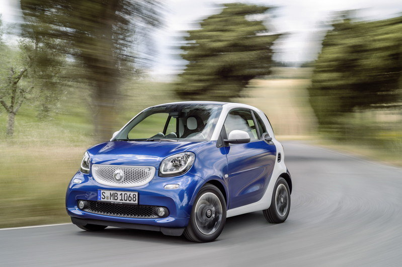 2015 Smart Fortwo High Resolution Exterior - image 560218