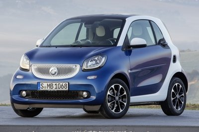 2015 Smart Fortwo - image 560220