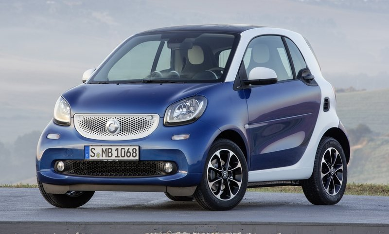 2015 Smart Fortwo Exterior - image 560220