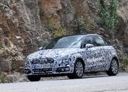 Spy Shots: Revised Audi A1 Caught Testing in Southern Europe - image 559018