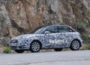 Spy Shots: Revised Audi A1 Caught Testing in Southern Europe - image 559019