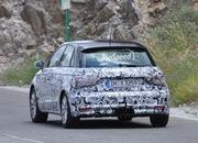 Spy Shots: Revised Audi A1 Caught Testing in Southern Europe - image 559022