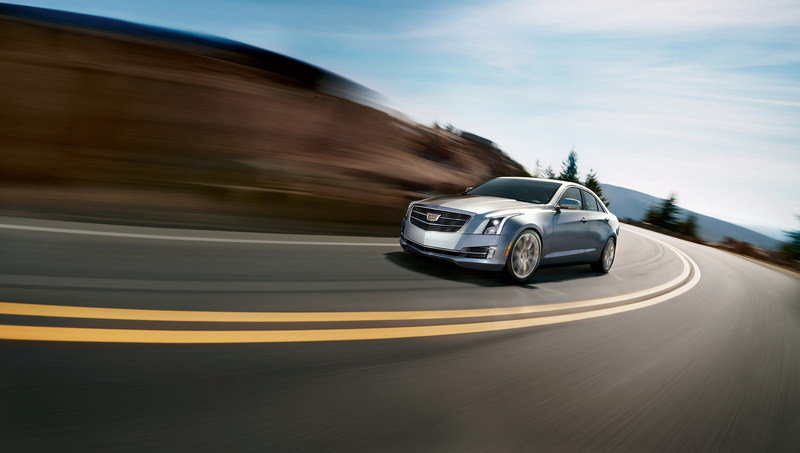 2015 Cadillac ATS Sedan High Resolution Exterior - image 559209