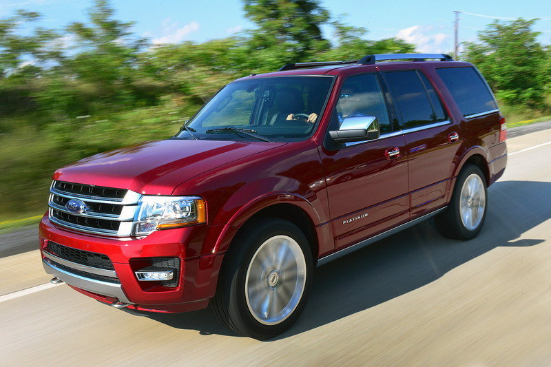 2015 Ford Expedition High Resolution Exterior - image 560287