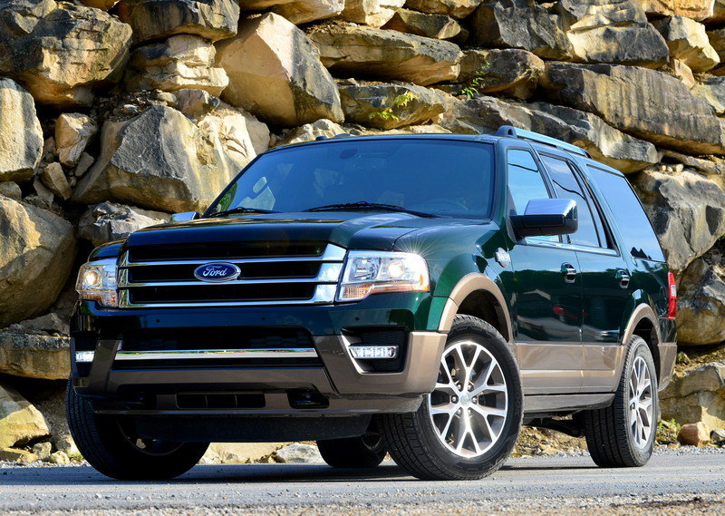 2015 Ford Expedition High Resolution Exterior - image 560288