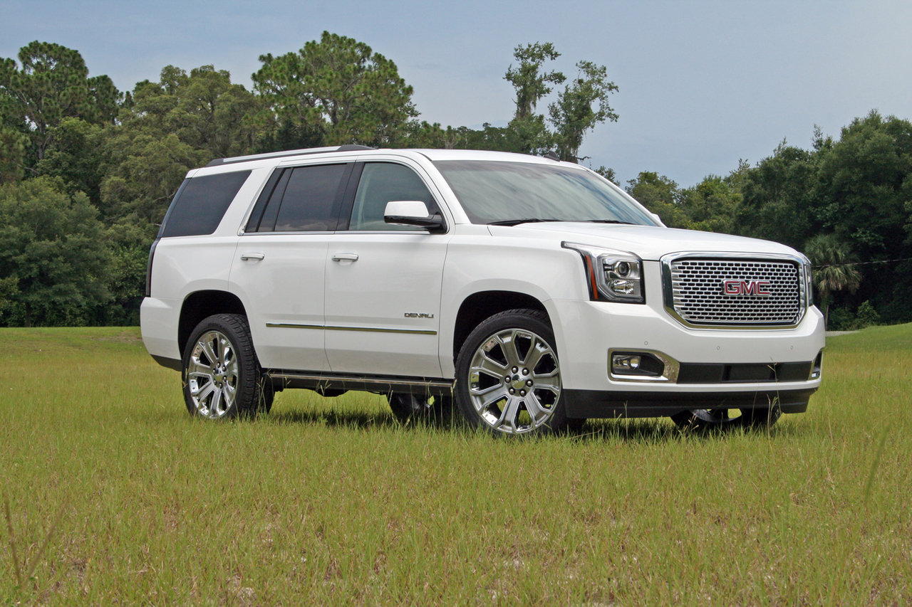 2015 gmc yukon denali driven picture 558938 car review top speed. Black Bedroom Furniture Sets. Home Design Ideas