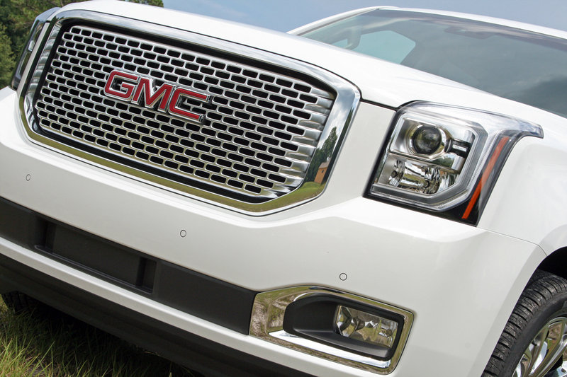 2015 GMC Yukon Denali - Driven