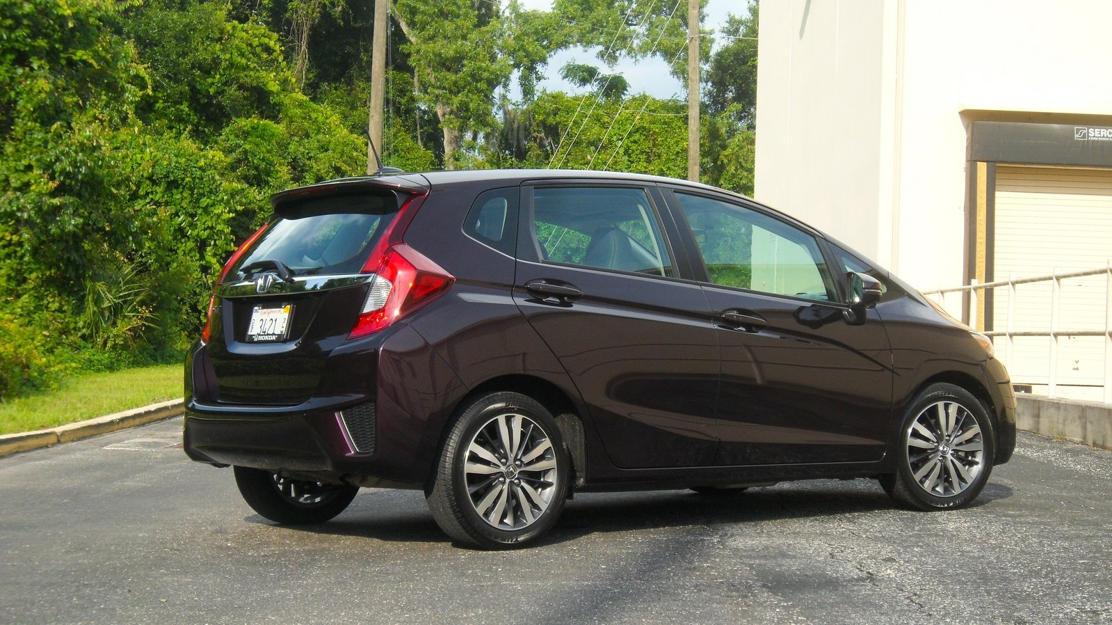 2015 honda fit ex l driven picture 560958 car review top speed. Black Bedroom Furniture Sets. Home Design Ideas