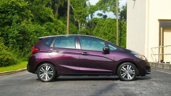 2015 honda fit ex l driven car review top speed
