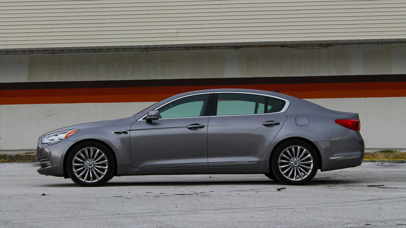 2015 Kia K900 - Driven High Resolution Exterior - image 561205