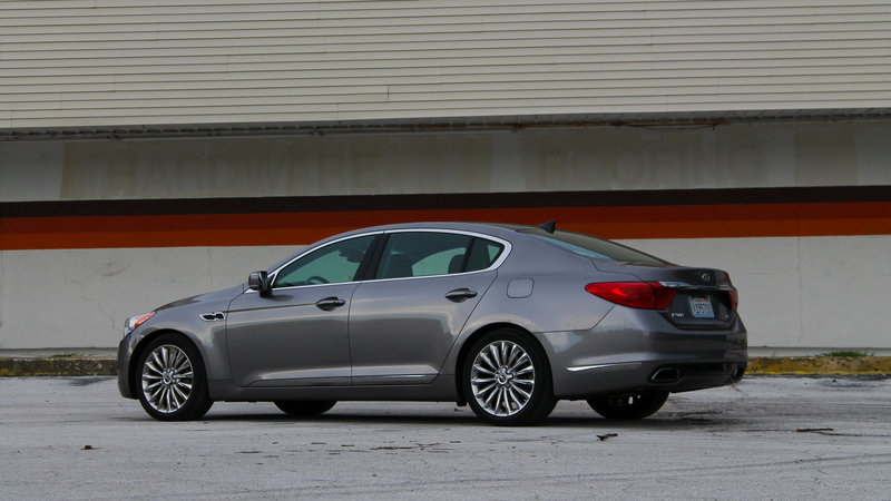 2015 Kia K900 - Driven High Resolution Exterior - image 561206