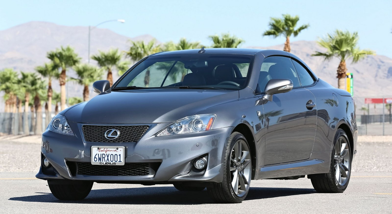 2015 Lexus Is C Top Speed