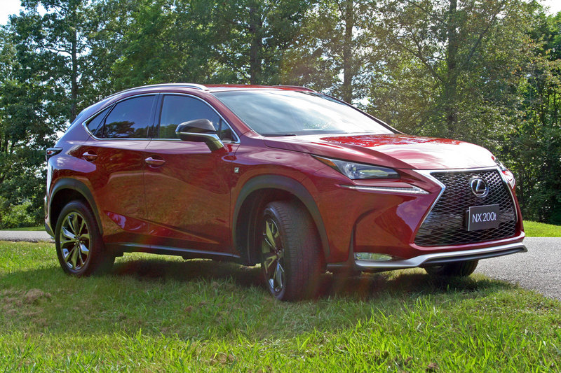 2015 Lexus NX - First Drive High Resolution Exterior - image 562537