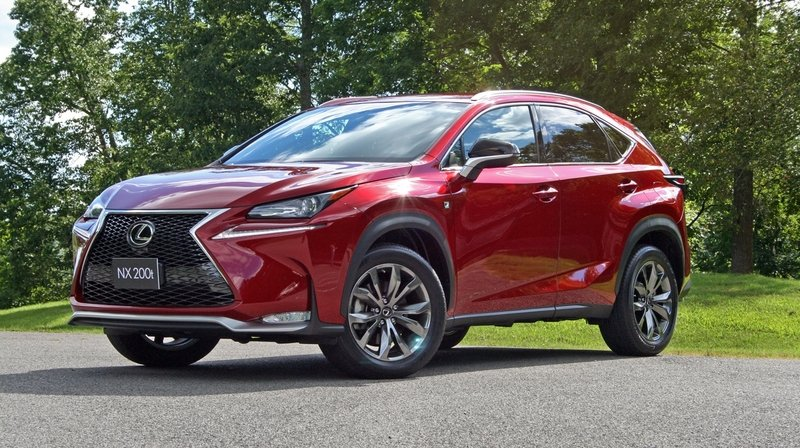 2015 Lexus NX - First Drive High Resolution Exterior - image 562628