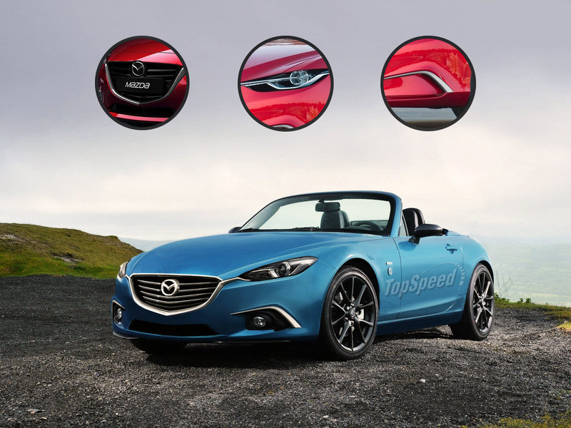 2016 Mazda MX-5 Exclusive Renderings - image 558918