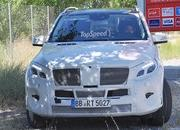 Spy Shots: Mercedes M-Class Caught Testing in Europe - image 561602