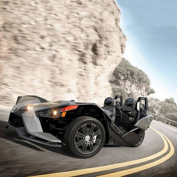 Polaris Slingshot Is Now Legal In Texas