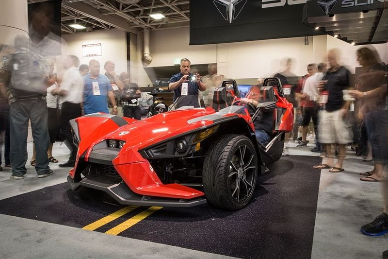NHTSA Officially Issues Recall of Slingshot Three-Wheeler