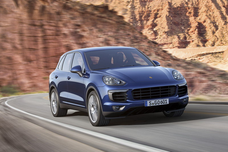 2015 Porsche Cayenne High Resolution Exterior Wallpaper quality - image 561868