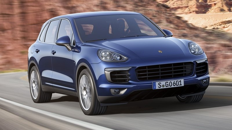 2015 Porsche Cayenne High Resolution Exterior - image 561990