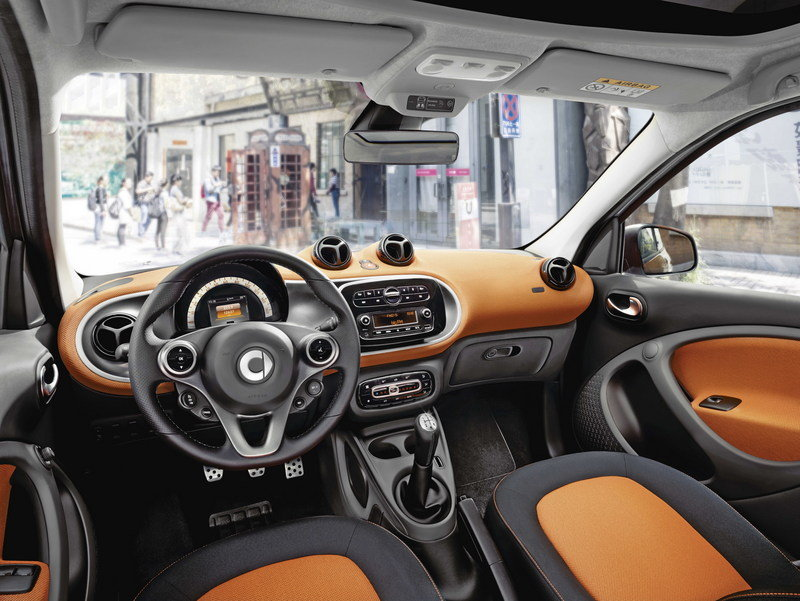 2015 Smart ForFour High Resolution Interior - image 560259