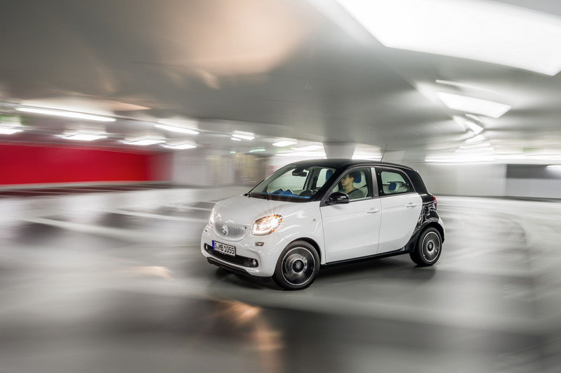 2015 Smart ForFour High Resolution Exterior - image 560265