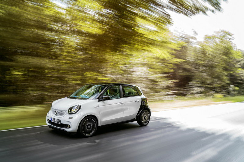 2015 Smart ForFour High Resolution Exterior - image 560266