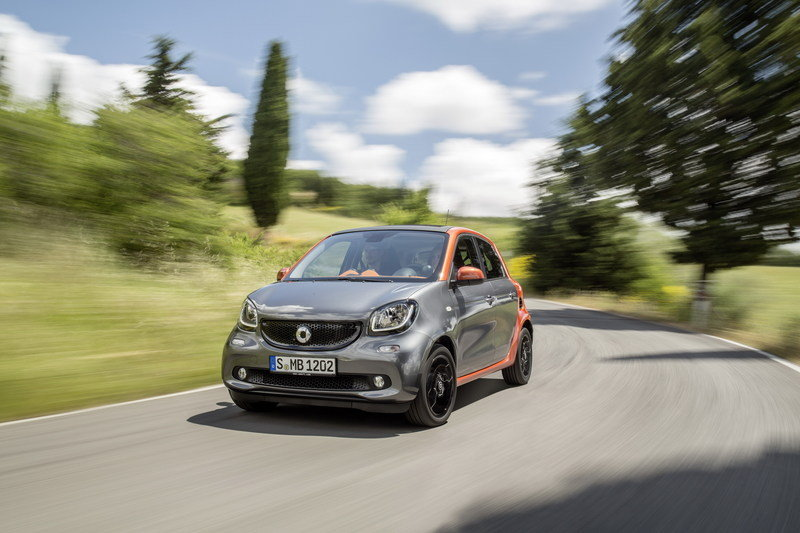 2015 Smart ForFour High Resolution Exterior Wallpaper quality - image 560267