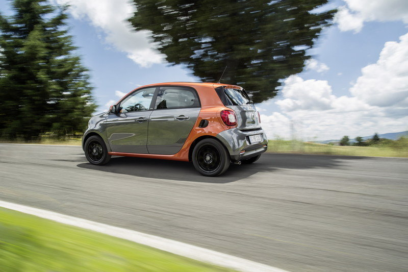 2015 Smart ForFour High Resolution Exterior - image 560268