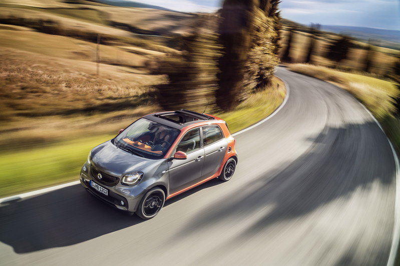 2015 Smart ForFour High Resolution Exterior - image 560273