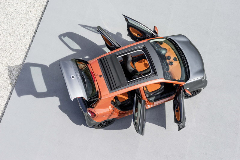 2015 Smart ForFour High Resolution Exterior - image 560276